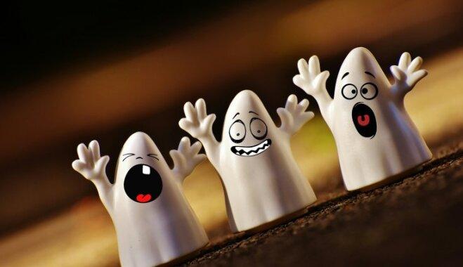 Страааашненько! 9 самых знаменитых в мире призраков