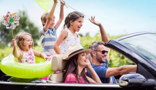 Ar bērnu ceļojumā: pediatres ieteikumi par aptieciņas saturu