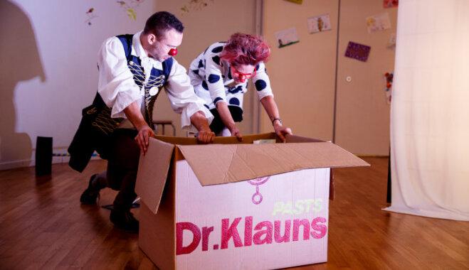 """Акция """"Смех лечит!"""": в поддержку Докторов-клоунов пожертвовано 44 541 евро"""