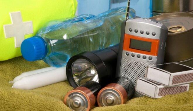 Noderīgas lietas, kurām mājās vienmēr jābūt pa ķērienam ārkārtas situācijās