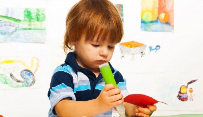 Eksperte: Skolas apmeklēšana jau agrā vecumā nodrošina efektīvu valodas attīstību