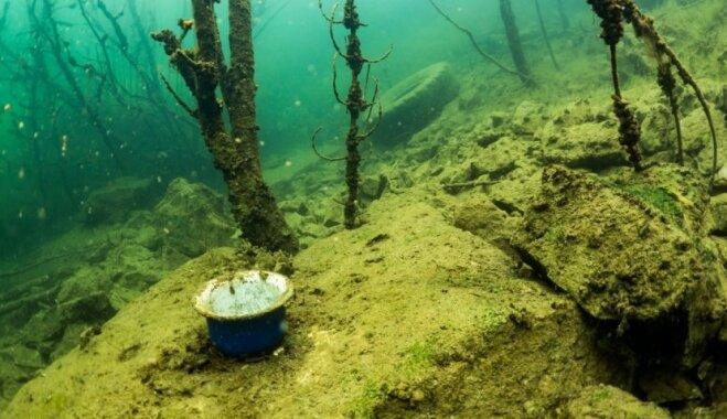 Neparastākā vieta Igaunijā – pamestais Rummu zemūdens cietums