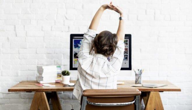 Зарядка для самых ленивых: как больше двигаться каждый день