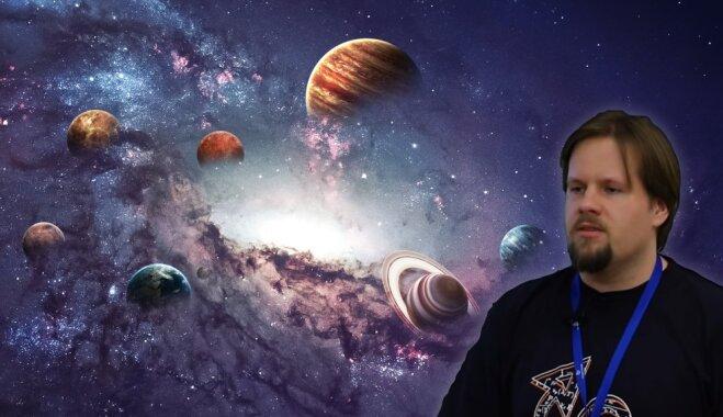 Прогулка по планетам и фокусы Эйнштейна: в Риге пройдут интерактивные лекции по астрономии