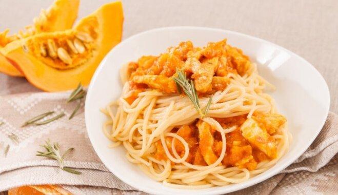 Makaroni brokastīm, pusdienām un vakariņām: 8 pastas receptes