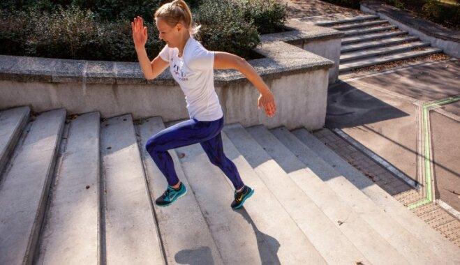 Video: Intensīvs treniņš kaloriju dedzināšanai un visa ķermeņa stiprināšanai