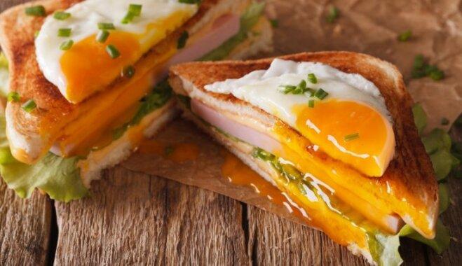 Ideāls brokastu ēdiens – ātri pagatavojamās olmaizes: 14 brīvdienīgas receptes