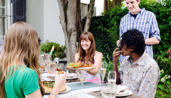 Девять досадных ошибок в организации ужина на природе