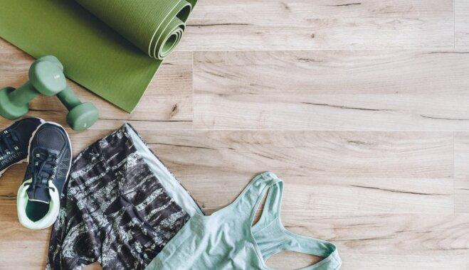 Pieci vērtīgi ieteikumi sasmakušu sporta drēbju mazgāšanā