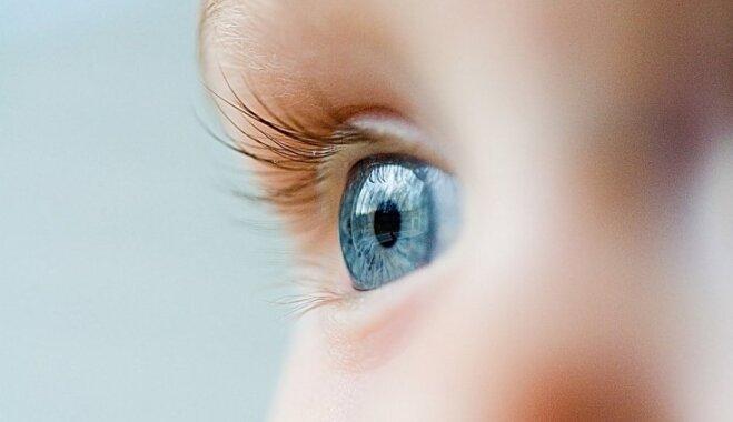 Dominantā un recesīvā gēna nozīme – kādā krāsā bērnam būs acis?
