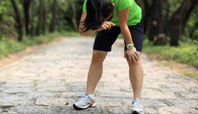 Sešas nodarbes kaloriju dedzināšanai tiem, kam nepatīk skriet