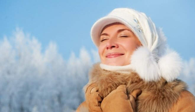 Секреты уходы за кожей в зимнюю погоду