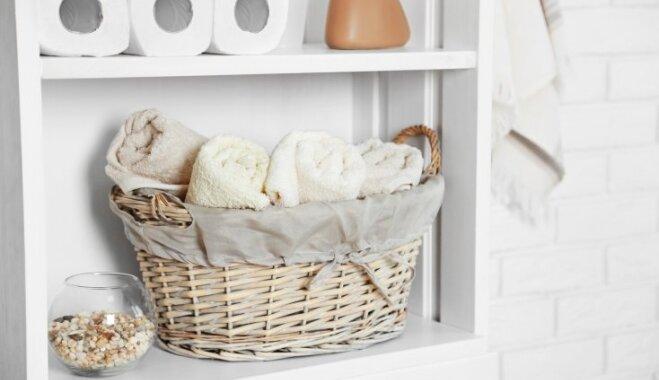 Как правильно выбрать текстиль в ванную комнату