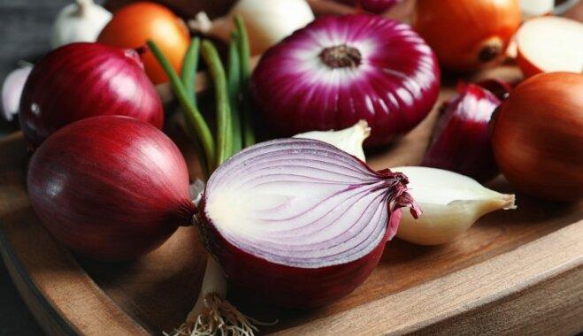 Baltos vai sarkanos? Špikeris, kāda veida sīpolus izmantot dažādos ēdienos