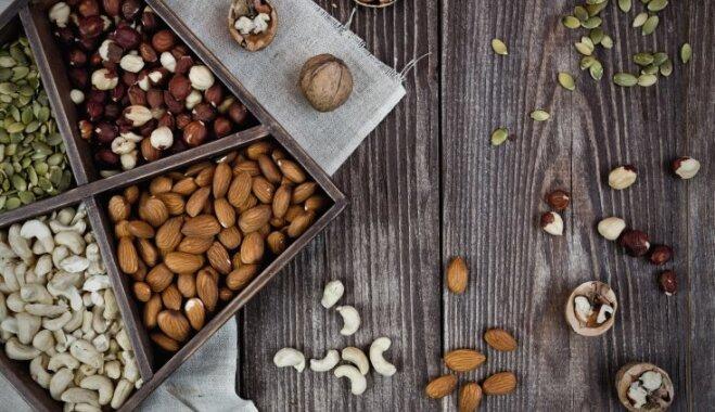 Pārtikas krājumu revīzija. Septiņi produkti stiprai veselībai un lieliskai figūrai