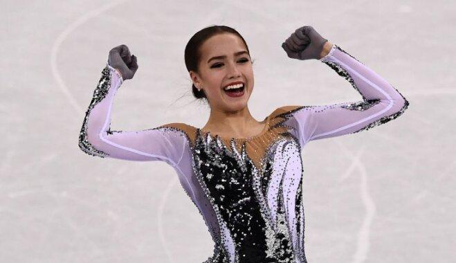 Фигурное катание: Загитова побила мировой рекорд в короткой программе, Никитина — 26-я