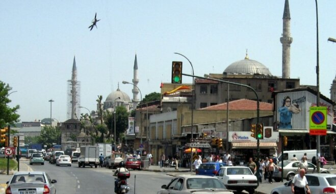 Ceļojums uz Stambulu