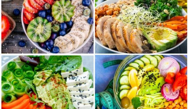 Decembra izaicinājums – ēd un tievē! 4 nedēļu ēdienkarte svara zaudēšanai un speciālistu ieteikumi