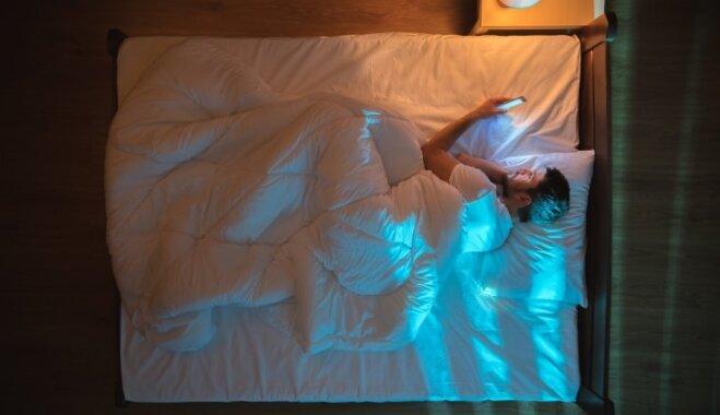 Pastāv pieci dažādi bezmiega veidi, izpētījuši zinātnieki