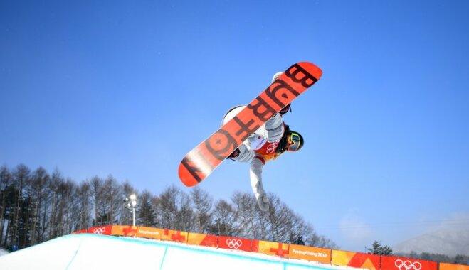 Американцы получили третье олимпийское золото в сноуборде