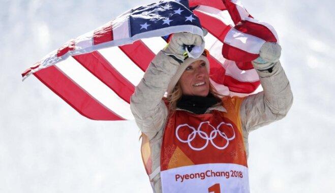 Американка завоевала золото в слоупстайле, россиянка — восьмая
