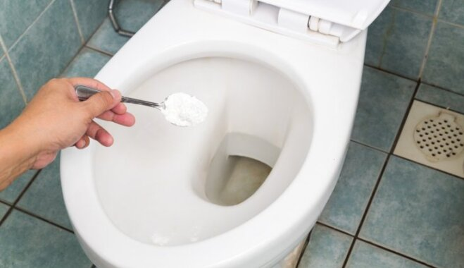 Tīrīšana sliņķiem: kā pagatavot klozetpoda ikdienas atsvaidzināšanas līdzekli