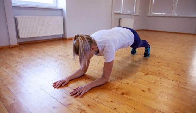 Četri vingrojumi muguras stīvuma un sāpju mazināšanai