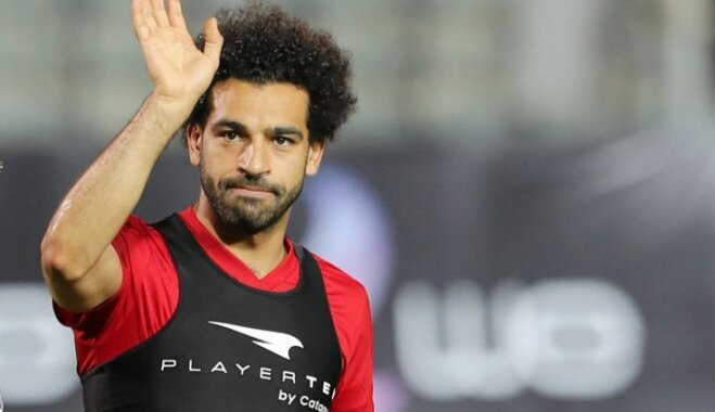 Ēģiptes izlases treneris: Salāhs ir gandrīz 100% gatavs aizvadīt pirmo PK maču