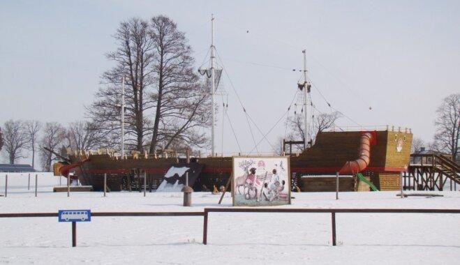 ФОТО. Маршрут на каникулы: поместье Дунтес — в гостях у барона Мюнхгаузена