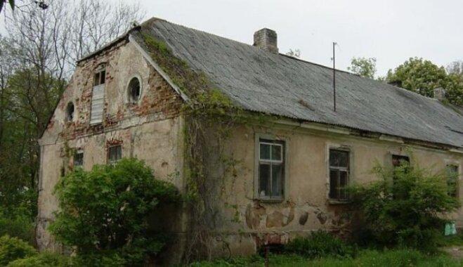 ФОТО. 200 лет умирания, а потом... Как чета Мелгалвисов поместье Беркене под Тервете спасала
