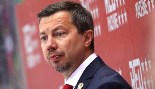 Воробьев — о судьях, Знарке, Радулове и своем будущем в сборной России