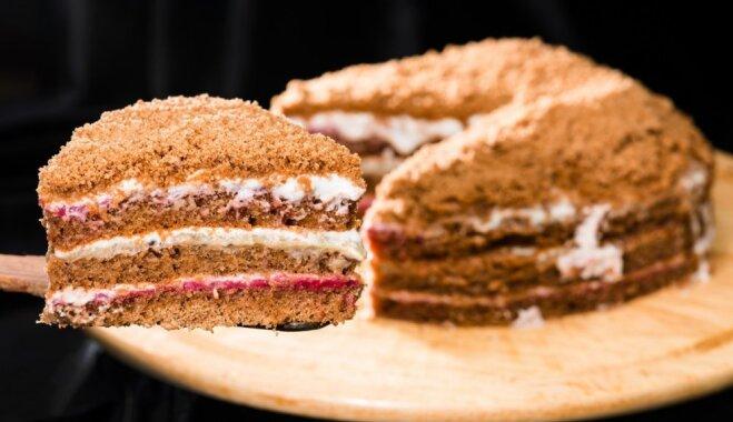 Vienkāršā iesala kūka