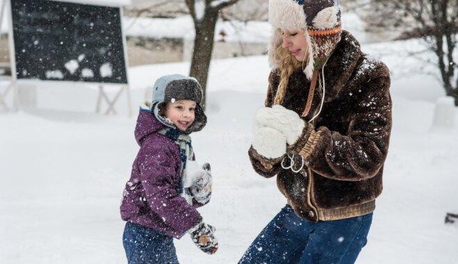 В Америке отменили вековой запрет на игру в снежки