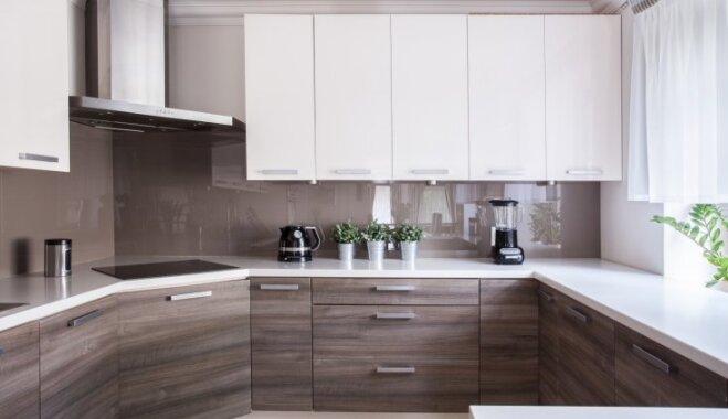 Virtuves interjera elementi, kas nekad neizies no modes