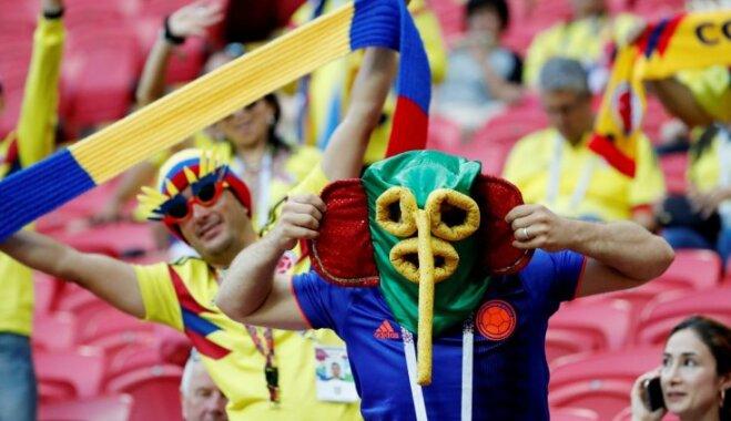 Fanu dienas un nedienas Pasaules kausā Krievijā: kokteiļi zelta cenā, Ronaldu naktsmiers un šokolādes Mesi