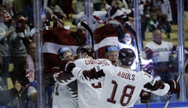 Сборная Латвии вовертайме обыграла Норвегию