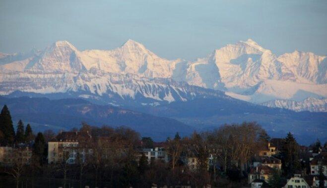 Šveices galvaspilsēta Berne - ziemas pasaku zeme. Ko tur apskatīt?