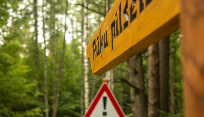 В Природном парке Тервете — новая тропа и развлечения (открытие 25-26 мая)