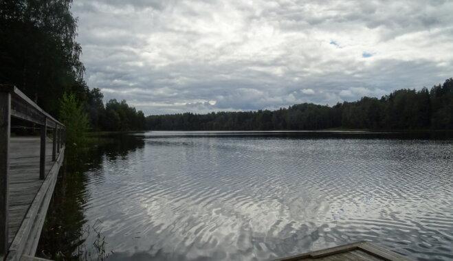 Drīdzis – dziļākais un viens no tīrākajiem ezeriem Baltijā