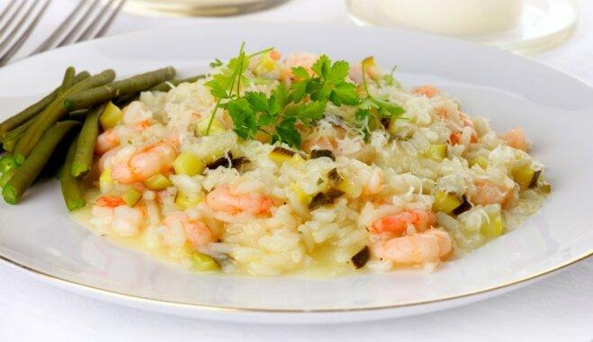 Itāļu virtuves meistarklase jeb kā pagatavot risoto: Sešas receptes ātrām vakariņām