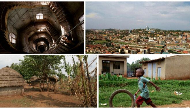 Latviete Ugandā: vieta, kur sākas Nīla, plosās HIV un korupcija, bet cilvēki ir sirsnīgi