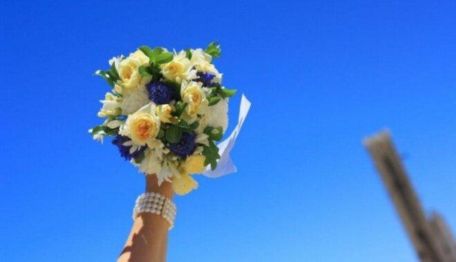 Свадьба для двоих: как Ивонна и Агрис поженились в Австралии в канун Старого года