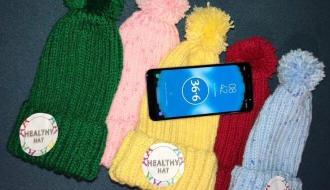 Cepures ar GPS sistēmu un bandanas mīluļiem – skolēnu sarūpētās pērles tirdziņā 'Cits Bazārs'