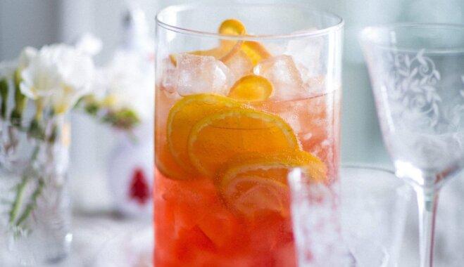 Apelsīnu punšs