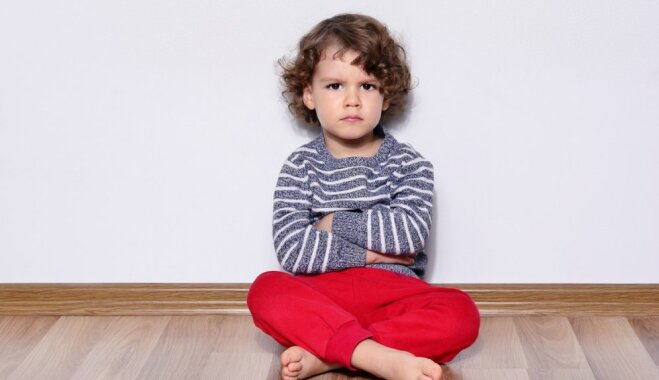 'Nē, un viss' – kāpēc šis posms bērna attīstībā ir svarīgs un kā uz to reaģēt