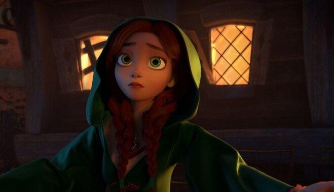 Noslēdzies konkurss par animācijas filmu 'Nozagtā princese'
