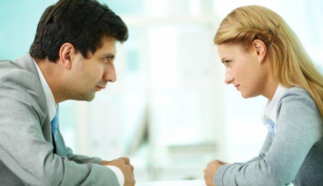 Pieci ieteikumi, kā sadzīvot ar nepatīkamu kolēģi