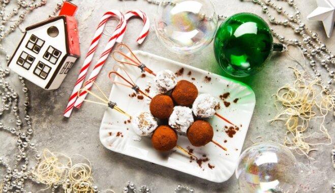 Saldas dāvanas mīļajiem Ziemassvētkos – idejas, ko vari pagatavot pats