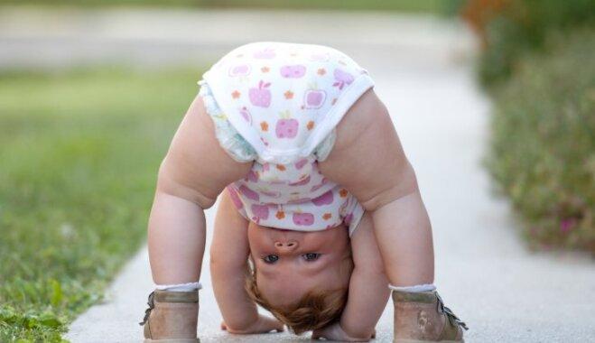 Kā jau zīdaiņa vecumā atpazīt iespējamos traucējumus intelektuālajā attīstībā