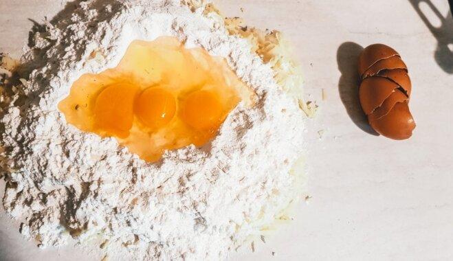 Soli pa solim: itāliešu kartupeļu klimpiņas ņoki